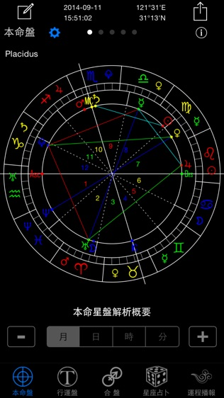 星座占卜大师软件截图1