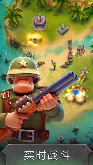 War Heroes Strategy Card Games软件截图1