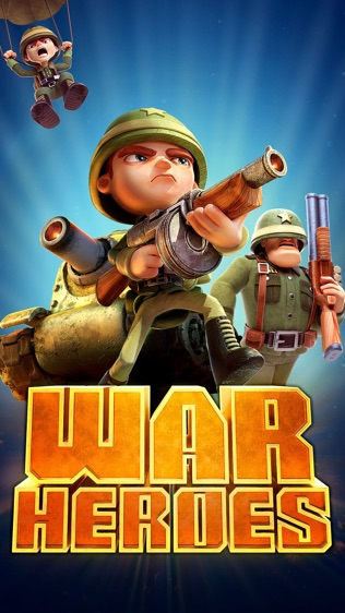 War Heroes Strategy Card Games软件截图0