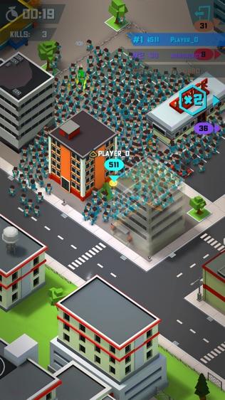 City Gangs: San Andreas软件截图1