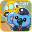 宝宝学习巴士交通工具