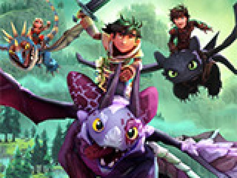 驯龙高手:新骑士的黎