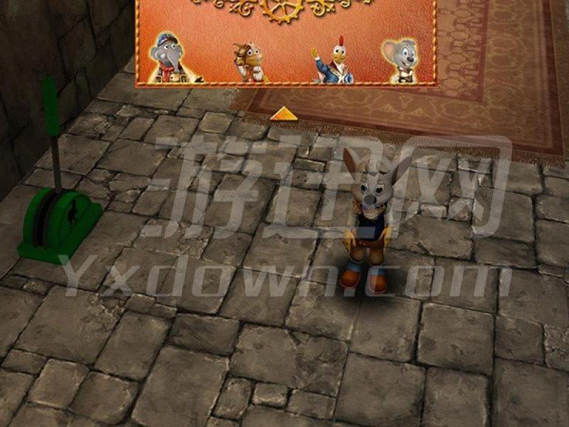 巴尔塔萨城堡的神秘迷宫 英文版下载