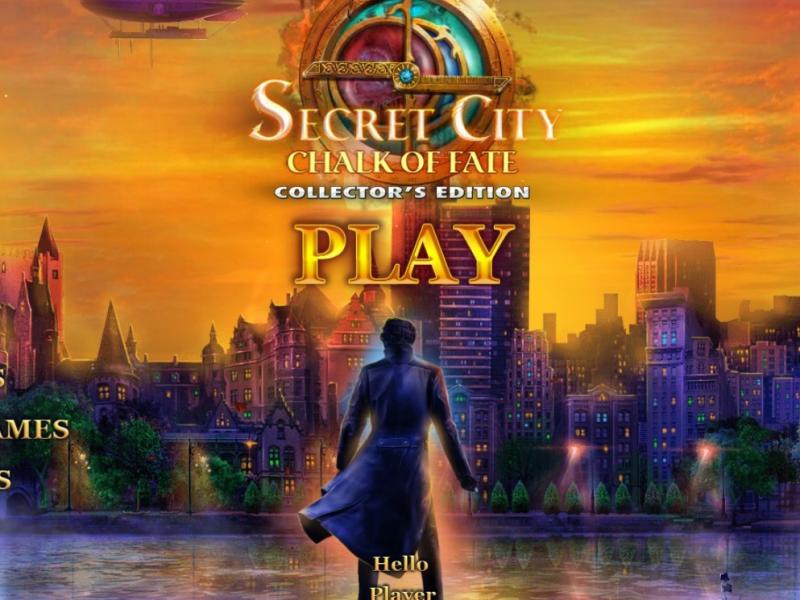 秘密城市4:命运粉笔 英文版下载