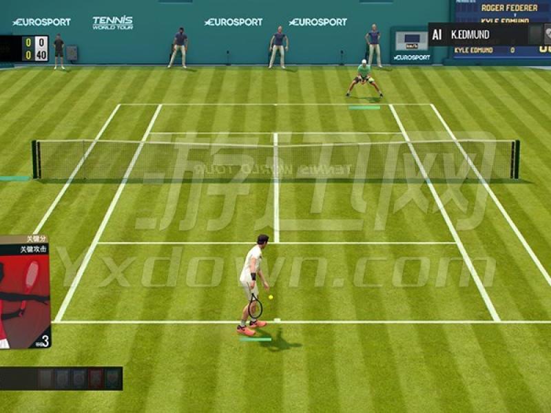 网球世界巡回赛 中文版下载