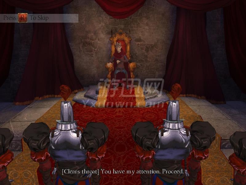国王密使 第二章下载