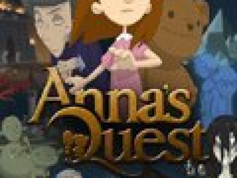 安娜的冒险 中文版