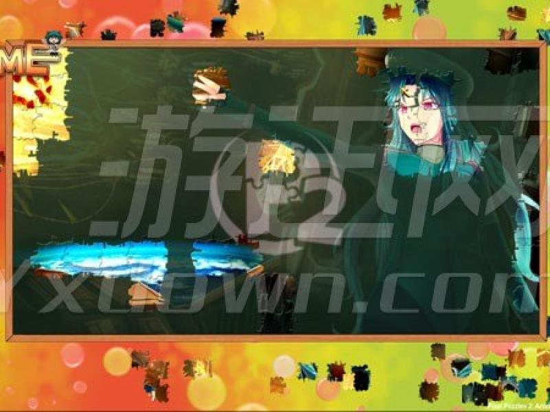 像素迷城2:动漫 英文版下载
