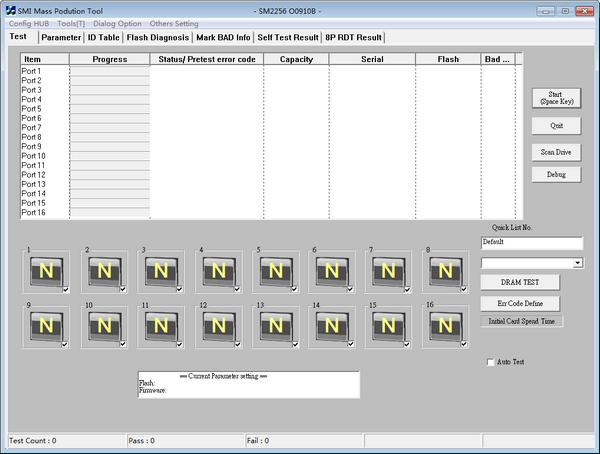 SMI SM2256K AB主控开卡工具下载