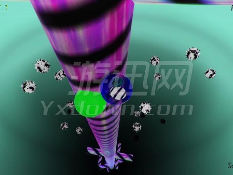 超级颜色球 英文版下载