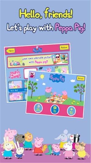 小猪佩奇儿童视频软件截图2