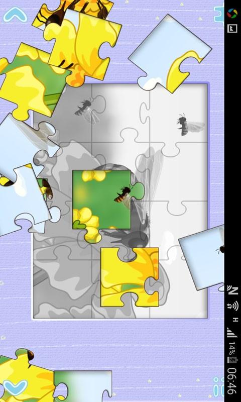 小蜜蜂儿童益智软件截图3