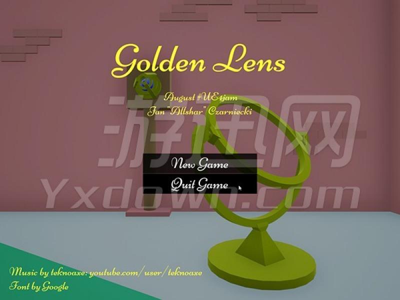金色镜头 英文版下载