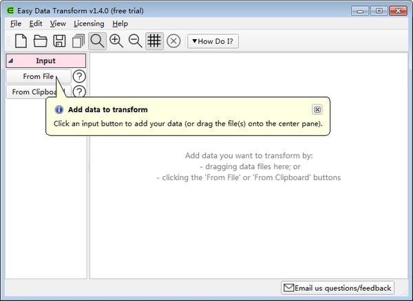 Easy Data Transform(表格数据转换工具)下载