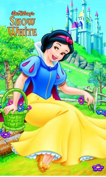白雪公主的故事软件截图0