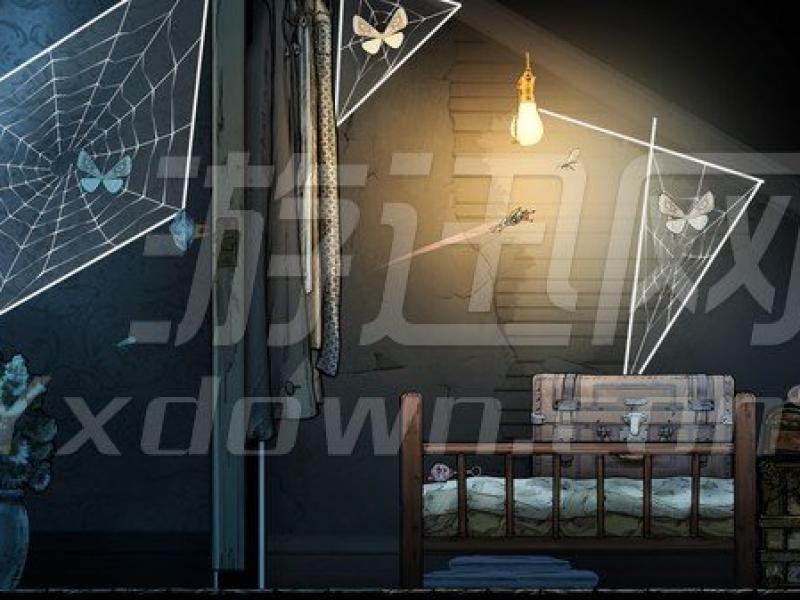 蜘蛛:月亮笼罩的仪式 英文版下载