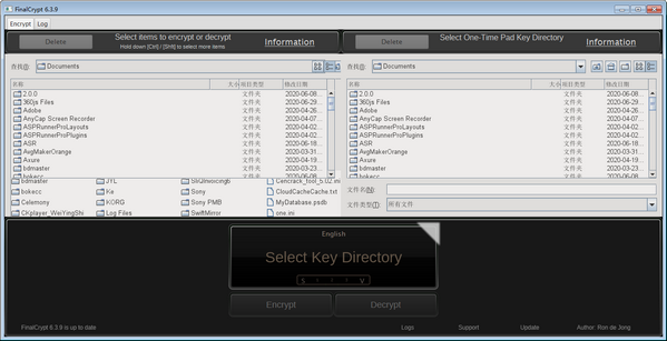 FinalCrypt(文件加密工具)下载