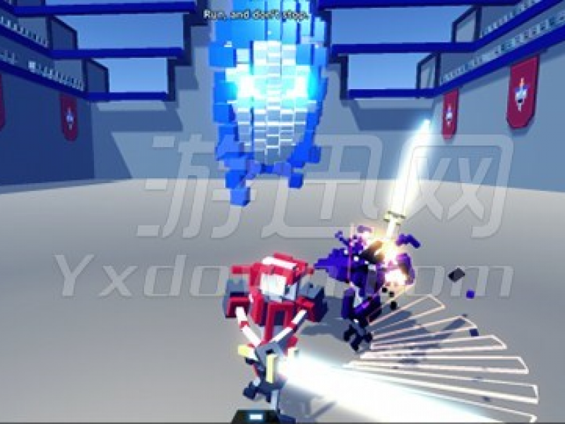 机器人角斗场0.5.1 英文版下载