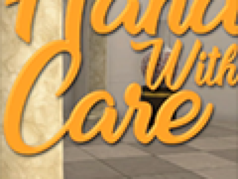 handle with care 英�