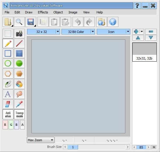 AWicons Lite(图标编辑工具)下载