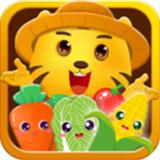 儿童游戏学蔬果