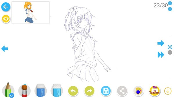 如何画漫画软件截图0