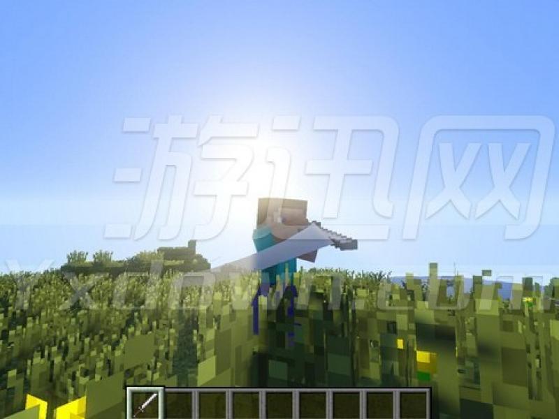 我的世界1.7.10轻装上阵2 中文版下载