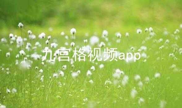 九宫格视频app软件合辑