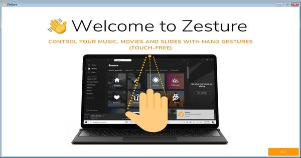 Zesture(手势控制播放)下载