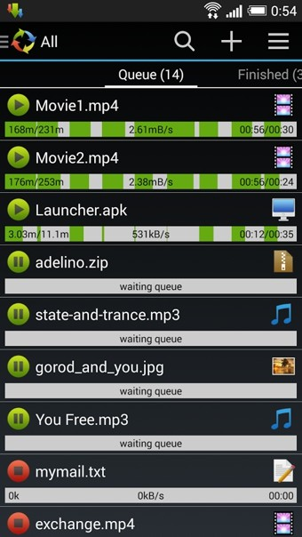Advanced Download Manager Pro软件截图2