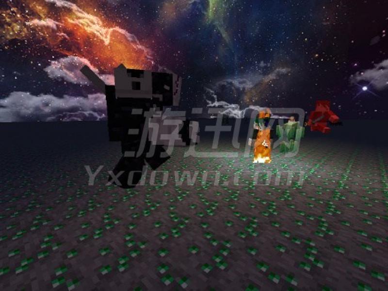 我的世界绿宝石大陆 中文版1.7.10下载