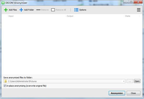 DICOM Anonymizer(医学图像匿名化处理)