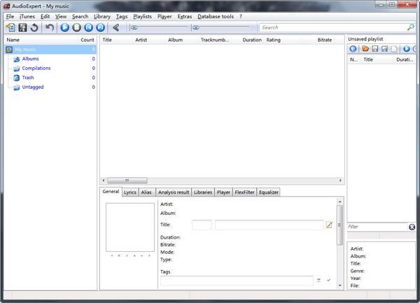 AudioExpert(音频编辑工具)