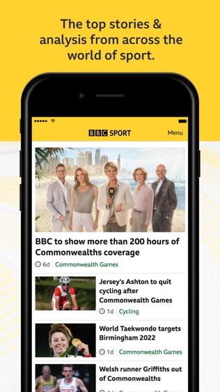 BBC Sport软件截图0