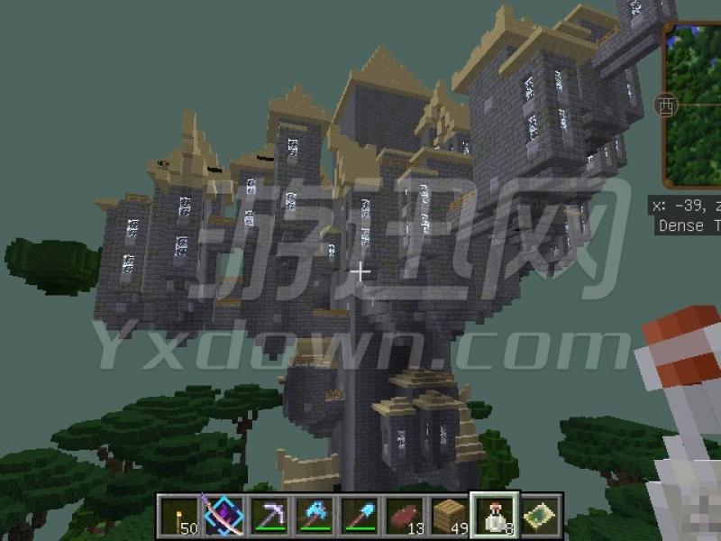 我的世界拔刀剑之路 中文版1.7.10下载