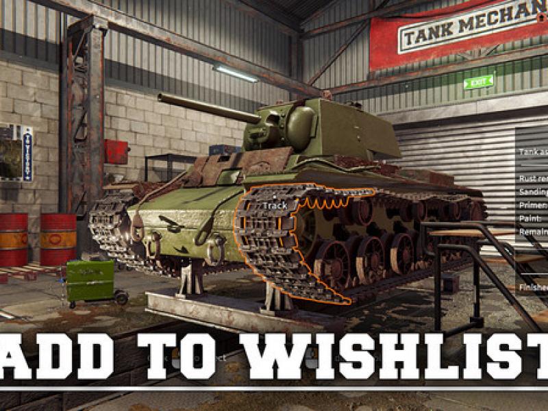 坦克机师模拟器 中文版下载