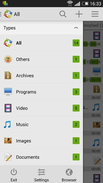 Advanced Download Manager Pro软件截图0