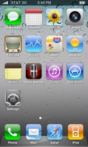 Fake iPhone4S