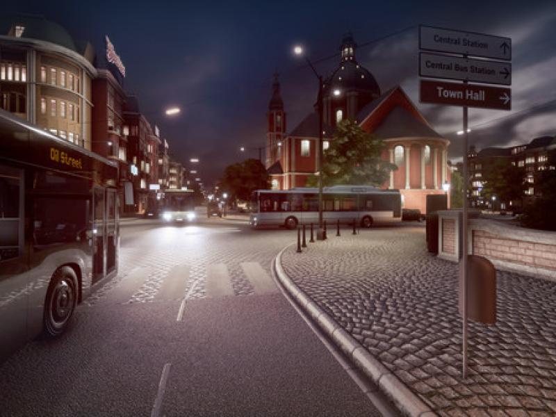 Bus Simulator 18 破解版下载