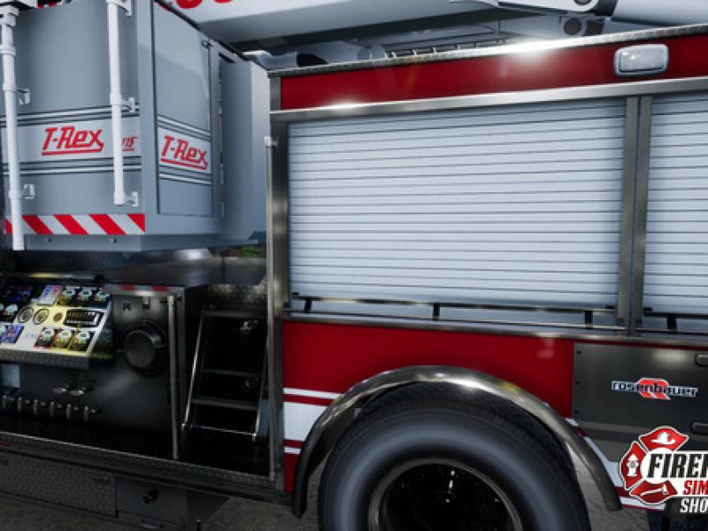 消防员模拟器 破解版下载