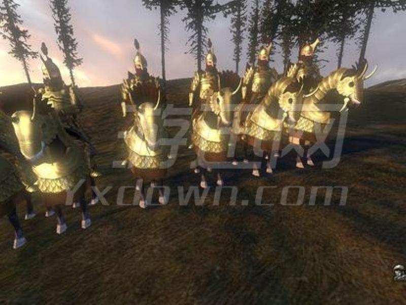 骑马与砍杀魔戒大修版 中文版下载