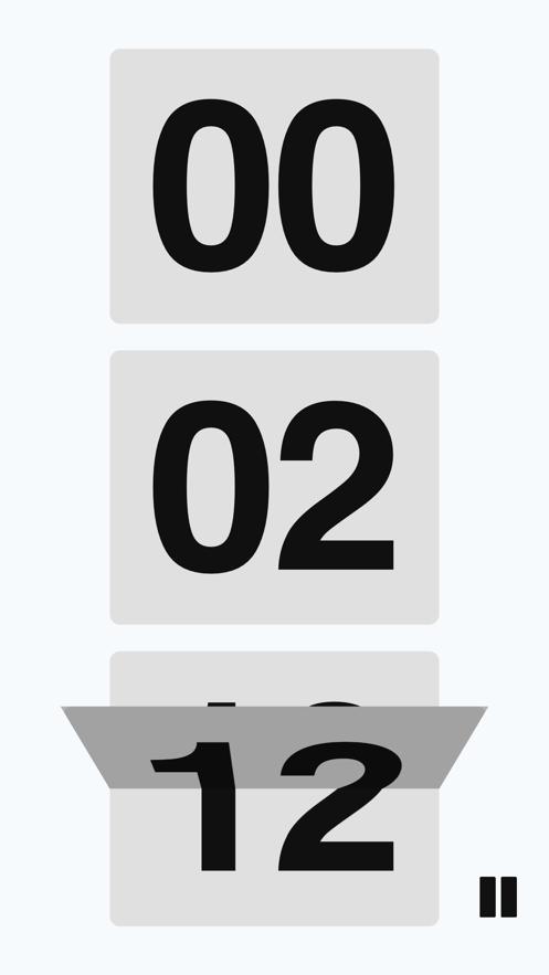 极简时钟软件截图3