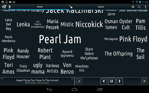 n7音乐播放器(N7 Music Player)软件截图0