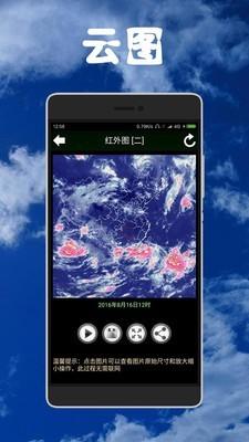 健茂天气软件截图2