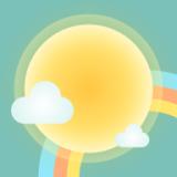 彩虹天气预报