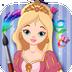儿童公主涂色游戏