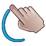 谷歌手势搜索(Google Gesture Search)