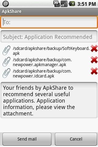 应用分享家软件截图1