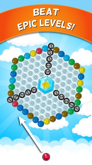 Bubble Cloud: Spinning Bubbles软件截图2