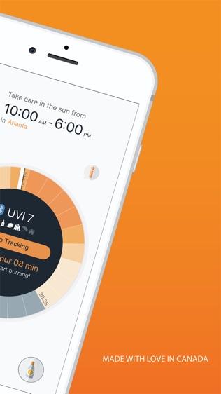 QTemp追踪天气app软件截图1